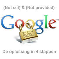 (Not set) en (Not provided) zoekwoorden in Google Analytics