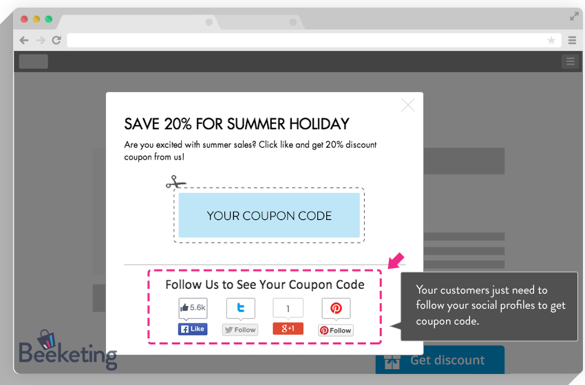 21 best marketing apps for shopify adwords automation news and blog for the coupons so whether your users are viewing your site from a laptop a mobile phone or a tablet they will have the same elegant coupon on a fandeluxe Image collections