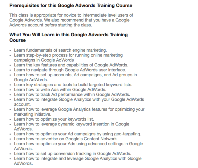 Complete guide to Google AdWords Certification: Tips
