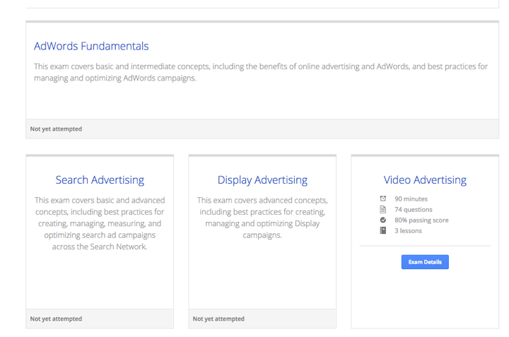 Complete guide to Google AdWords Certification: Tips & Tricks