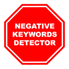 AdWords Negative Keywords Tool