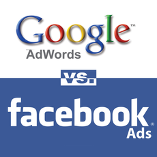 Verschil tussen Facebook Ads en Google AdWords