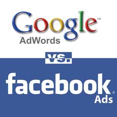 Verschil tussen Facebook Ads en Google AdWords