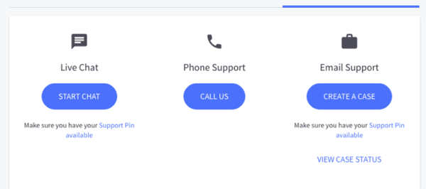 BigCommerce Customer Support