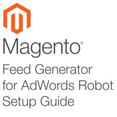 Magento: Feed Generator Setup