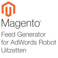 Magento: Feed Generator Uitzetten