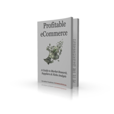 Profitable E-Commerce: A Guide To Market Research, Suppliers & Niche Analysis - Andrew Youderian