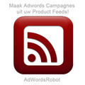 Drafting Adwords campaigns from Product Feeds