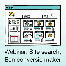 Site search, een conversie maker