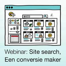 Site search, een conversie maker