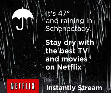 Voorbeeld van Netflix